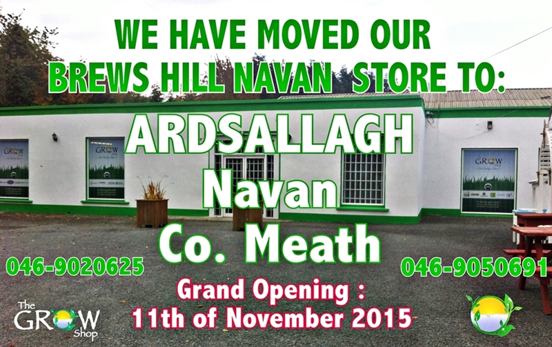 The Grow Shop Brews Hill Navan New Location